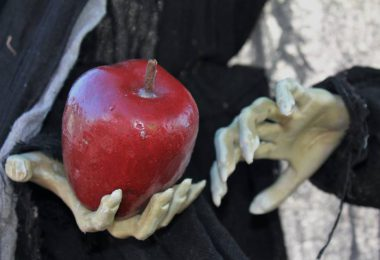 snow white fairy tale apple