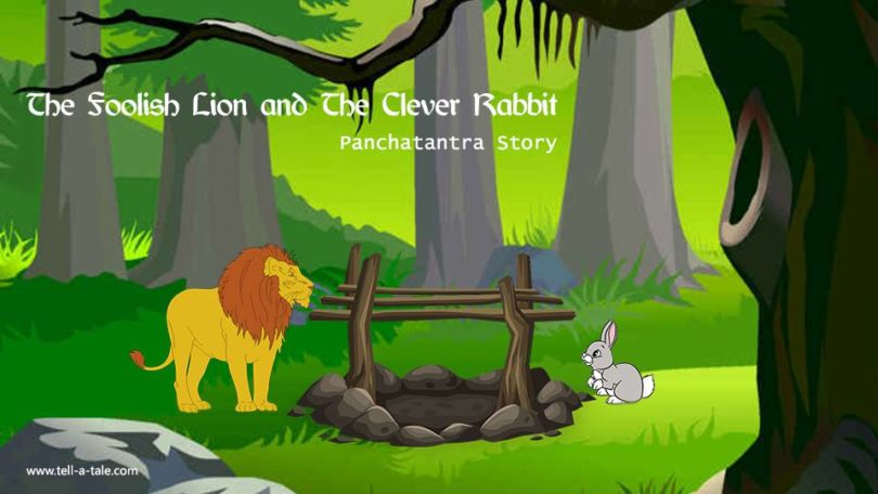 The Lion and The Rabbit bedtime story
