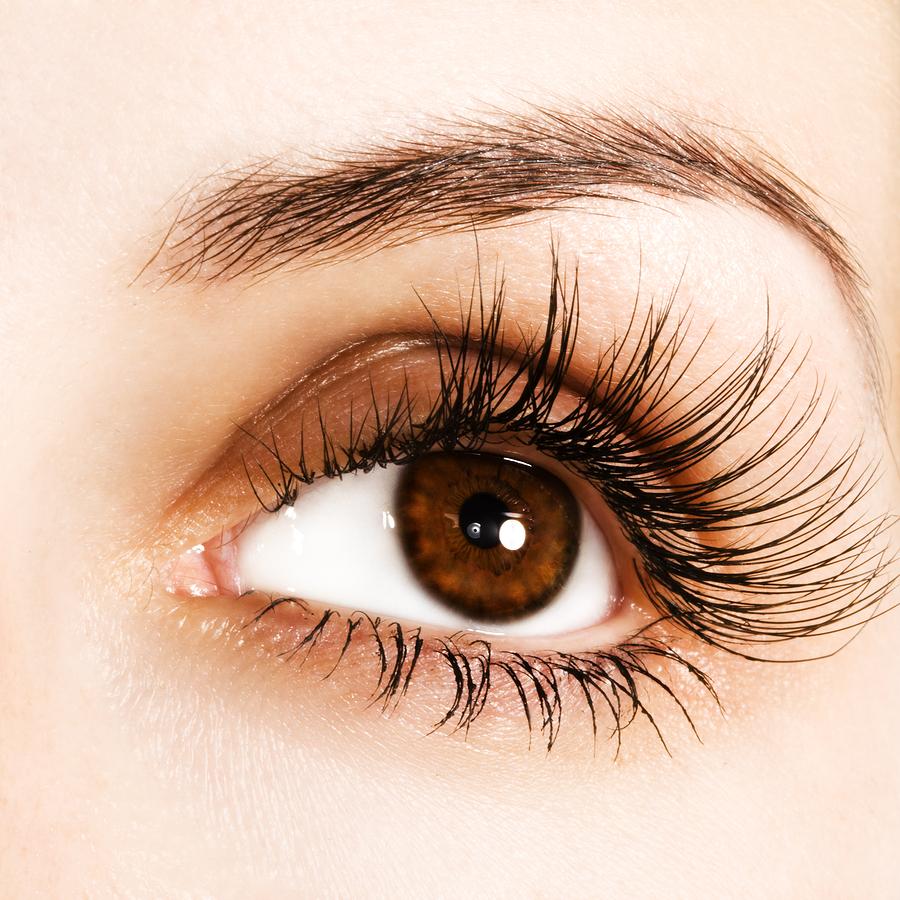 woman eyes beauty gender stereotype