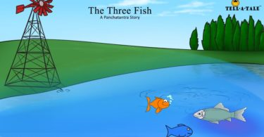 The Three Fish panchatantra story