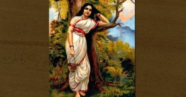 ahalya indian mythology ravi varma