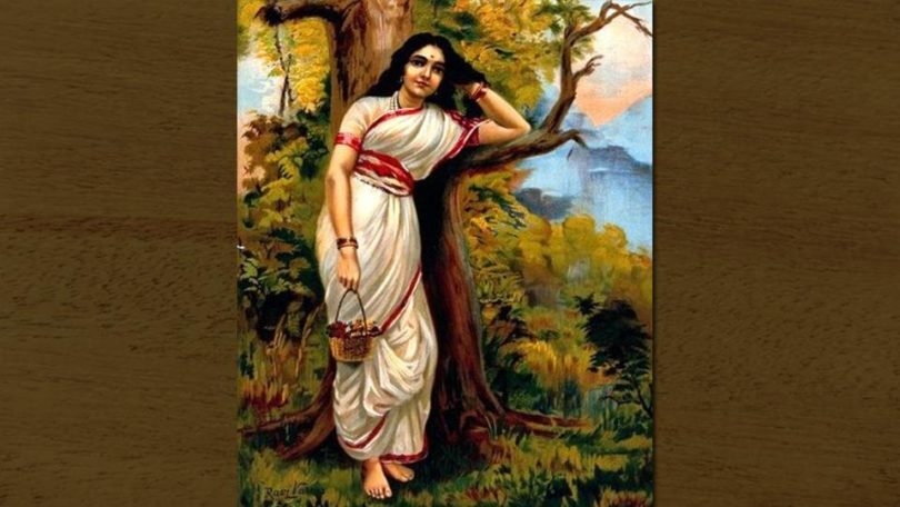ahalya indian mythology ravi varma