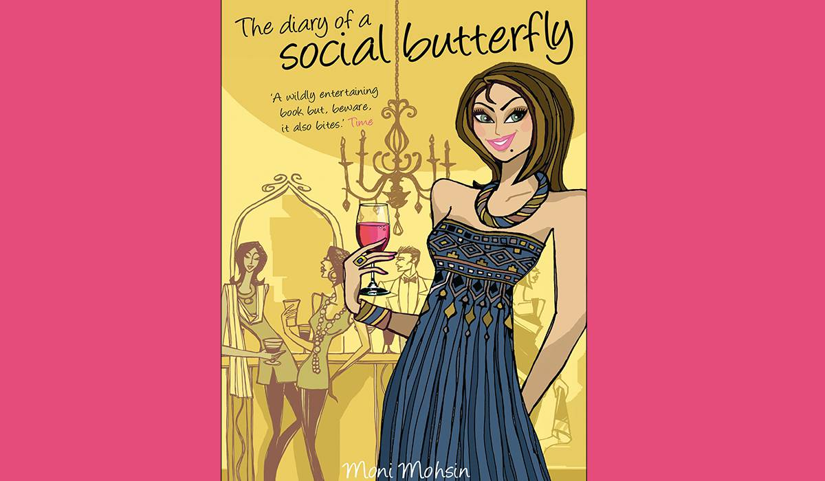 diary of a social butterfly moni mohsin