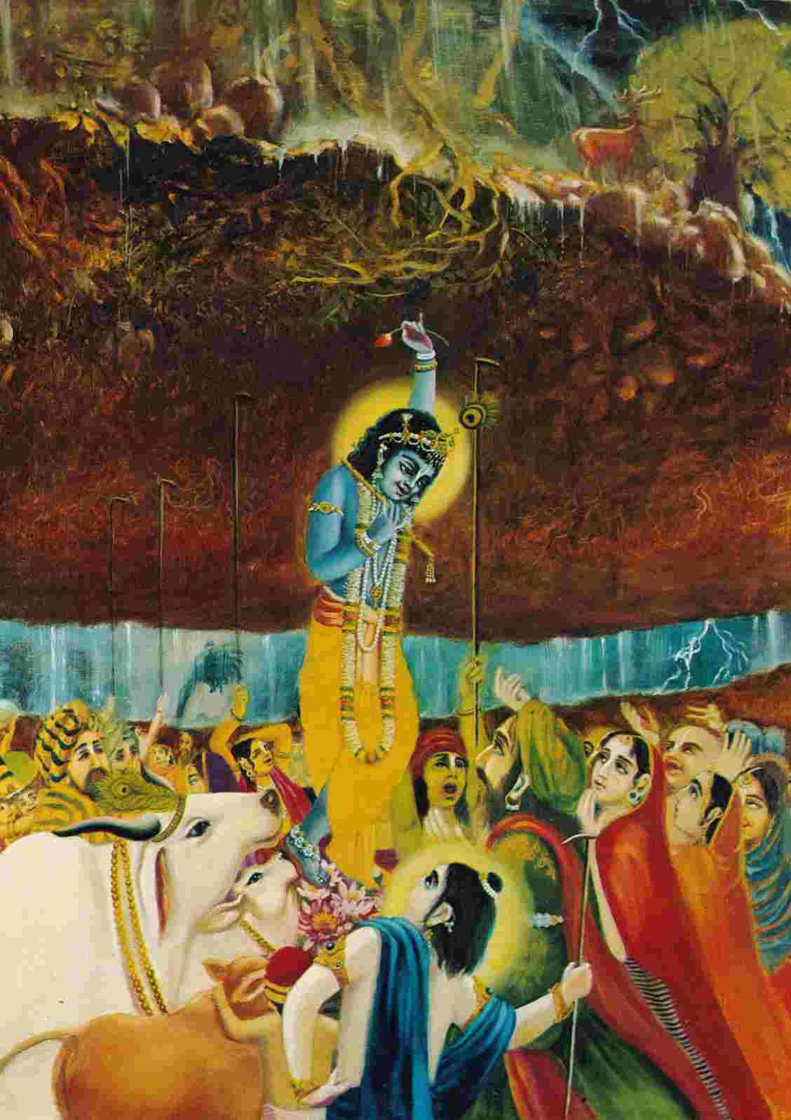 Krishna is ... The story of Krishna 23