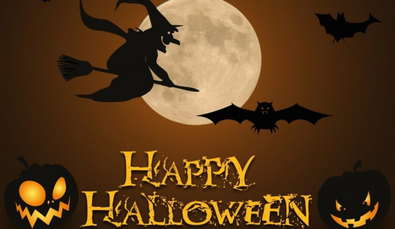 halloween stories from england and america