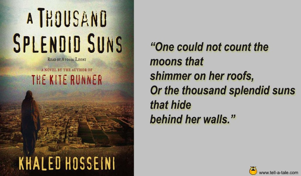 A thousand splendid suns book review