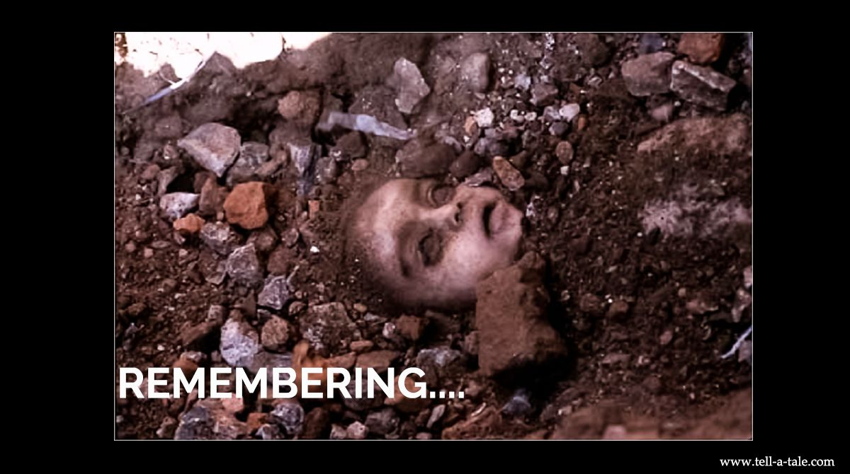 child burried during bhopal gas tragedy union carbide