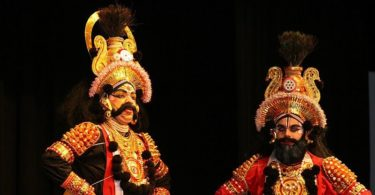 yakshagana storytelling through dance drama music