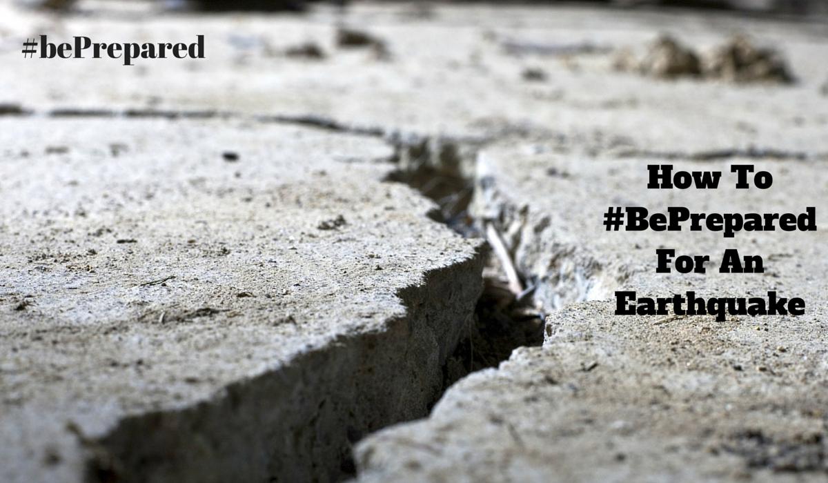 BePrepared Earthquake
