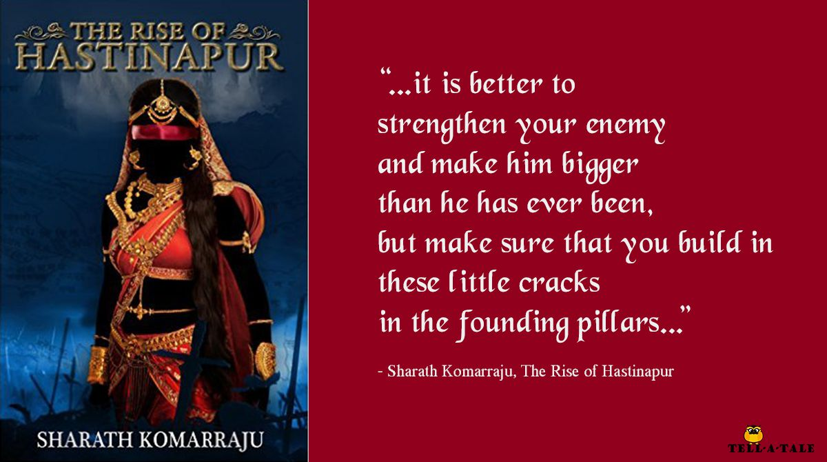 sharath komarraju the rise of hastinapur