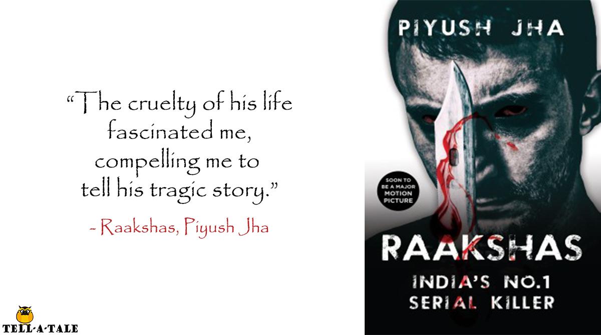 raakshas by piyush jha westland publishers
