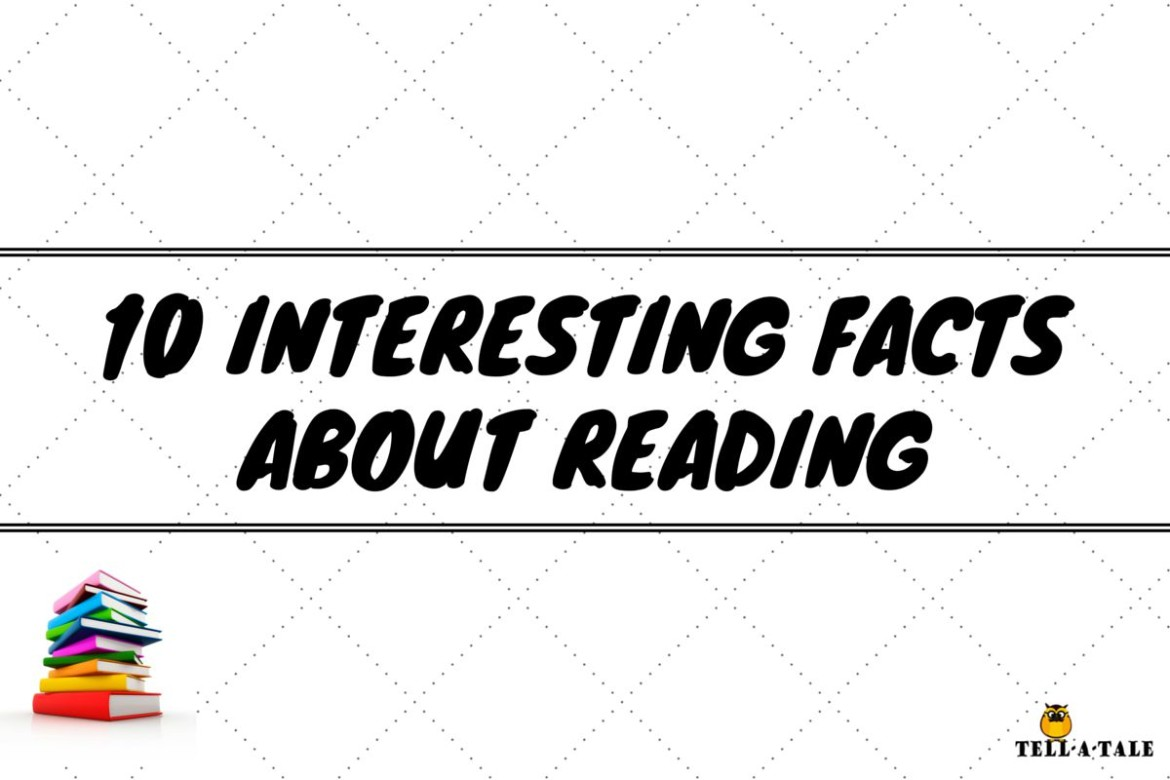 Funny facts about reading