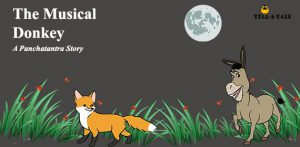 The Musical Donkey jackal panchatantra stories from india