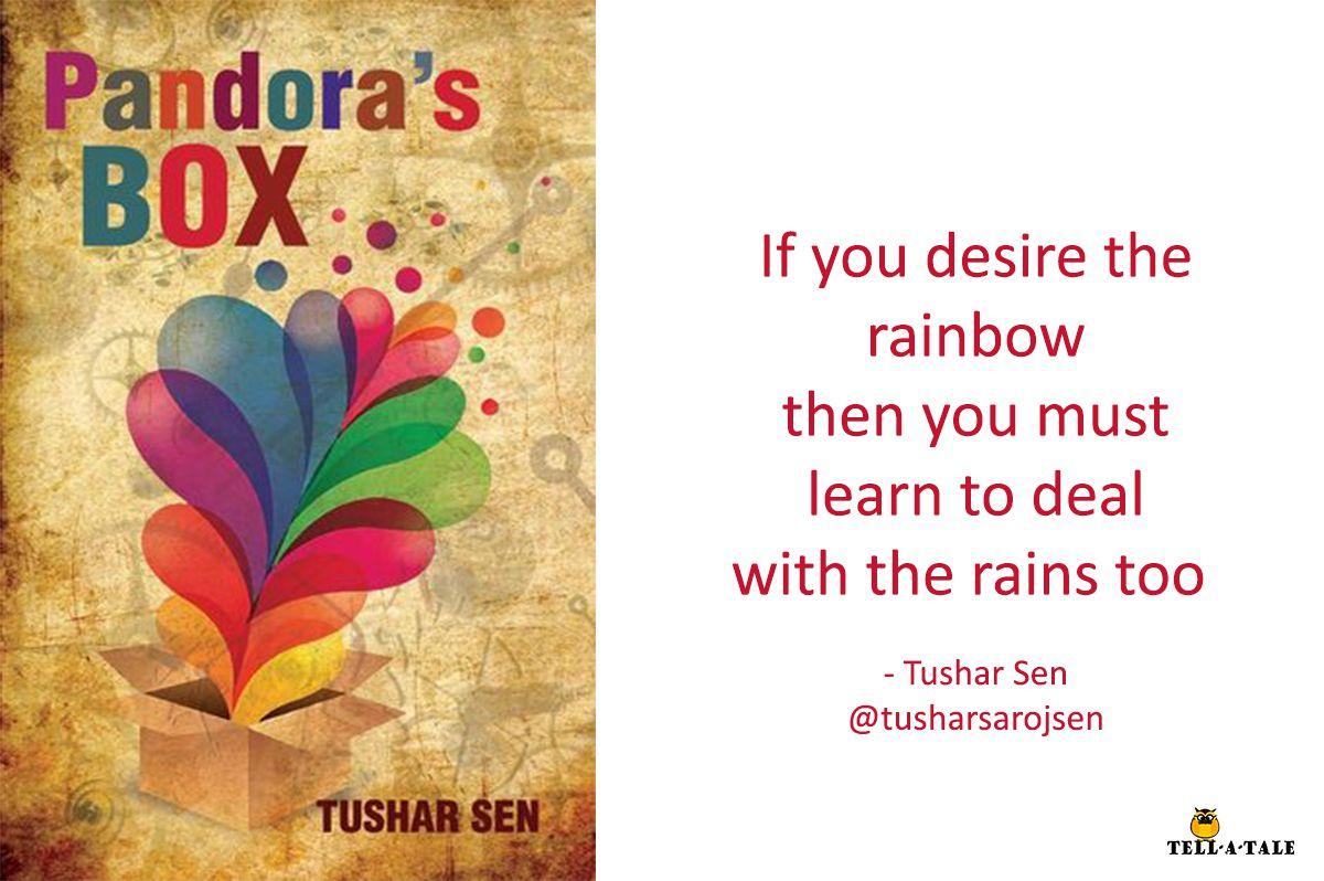 pandora's box tushar sen