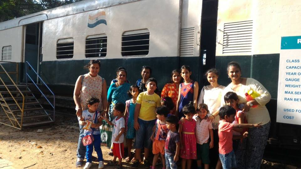 Story Voyage Priti Sudarshan