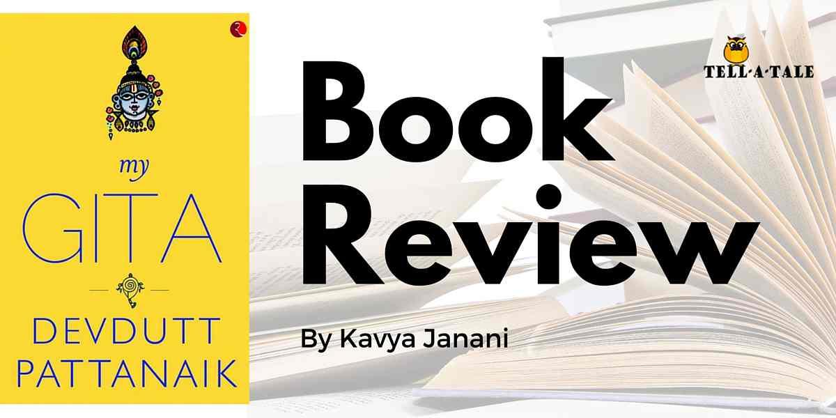My Gita By Devdutt Pattnaik Book Review
