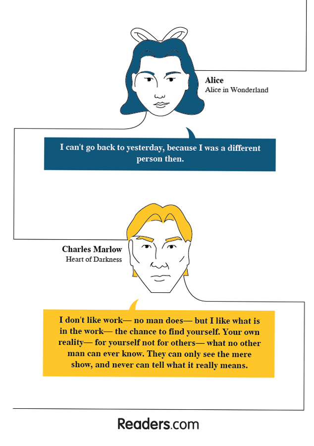 15 quotes from literature
