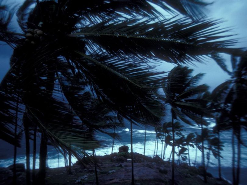 monsoon winds in Kerala