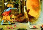 stories from india krishna kills demon arishtasura