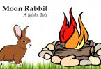 moon-rabbit jataka tale bedtime stories