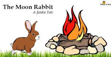 moon rabbit jataka tale bedtime stories
