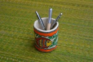 madhubani pen stands
