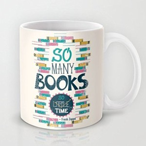 bookworm coffee mugs