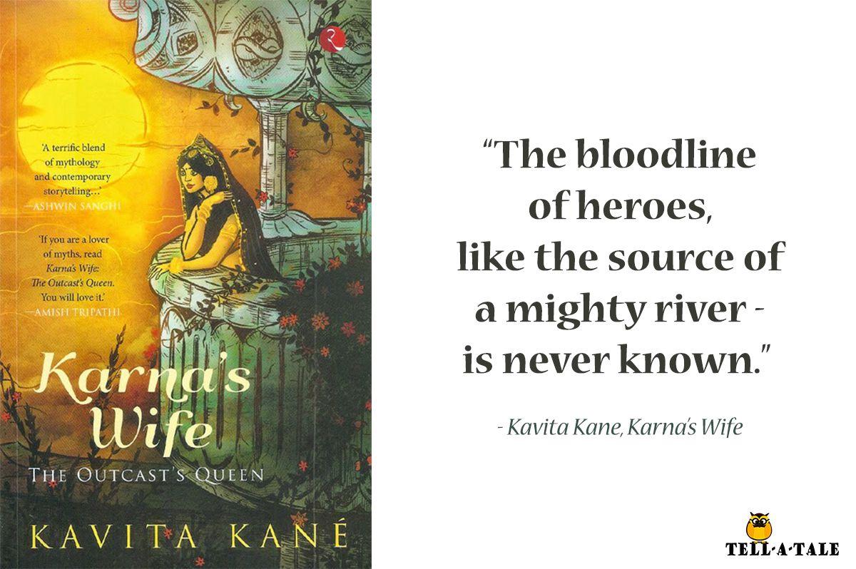 karna's wife kavita kane