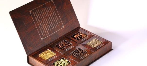 spice safari gift box