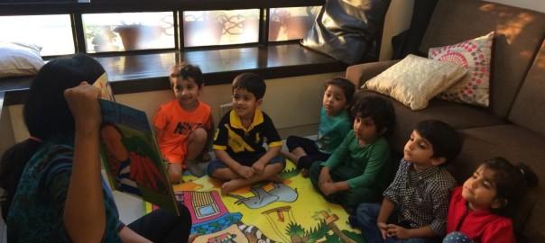 sadhna menon little readers nook mumbai storytellers