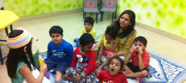 geeta valecha little readers nook mumbai storytellers