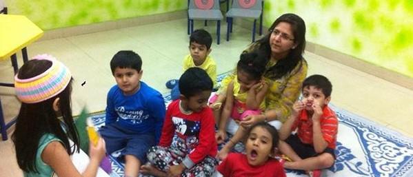 geeta valecha storyteller little readers nook