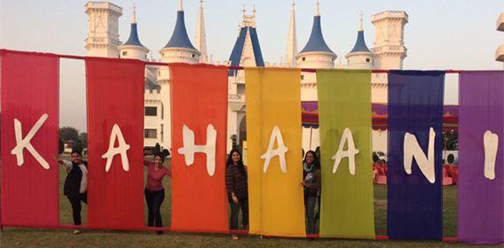 Kahaani festival jaipur delhi storytellers