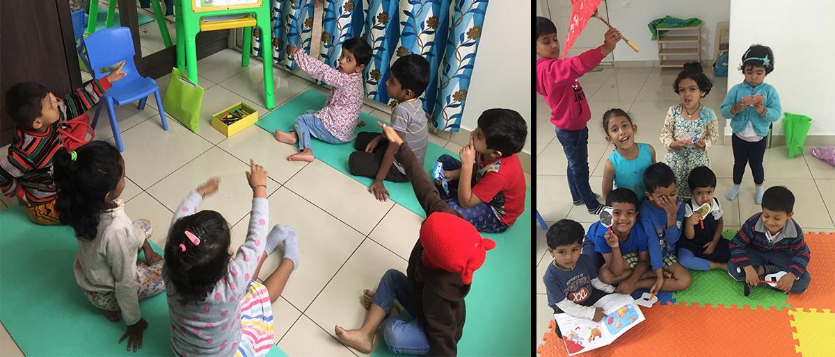 little readers nook storytellers
