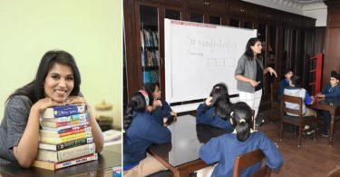 nidhi agarwal storyteller in bhopal