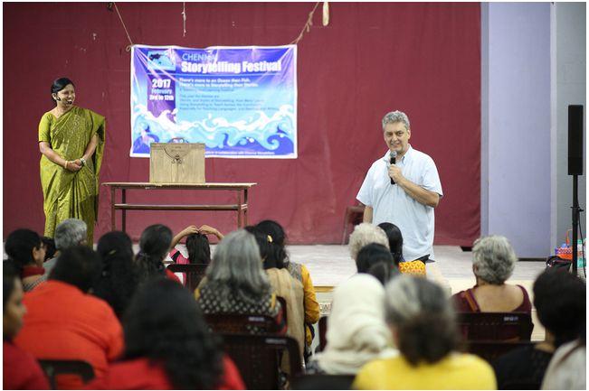chennai storytellers eric miller