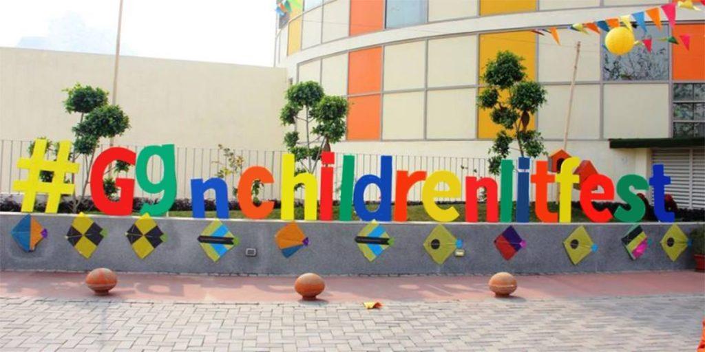 gurgaon childrens literature festival