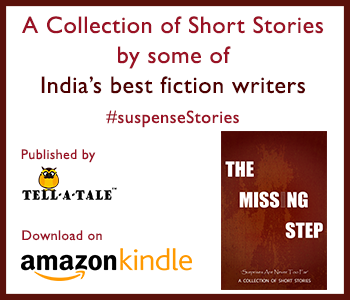 The Missing Step suspense stories collection