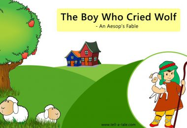 boy who called wolf aesops fable