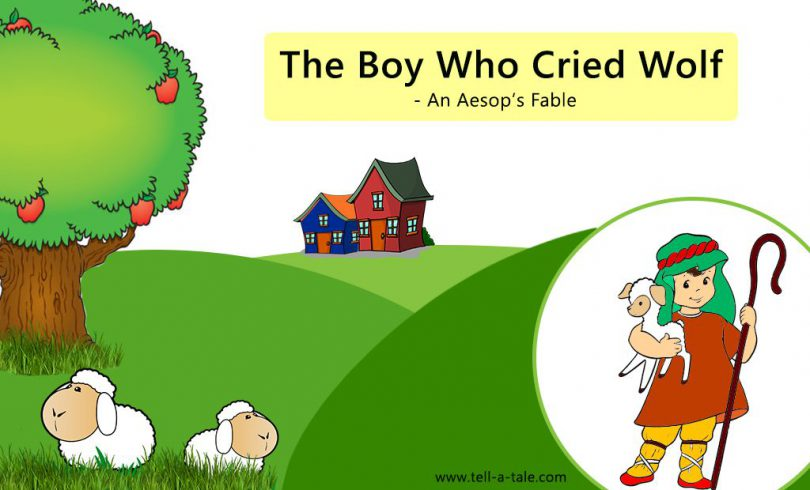 aesop's fables boy who called wolf