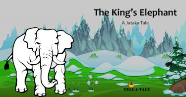the king's elephant jataka tale
