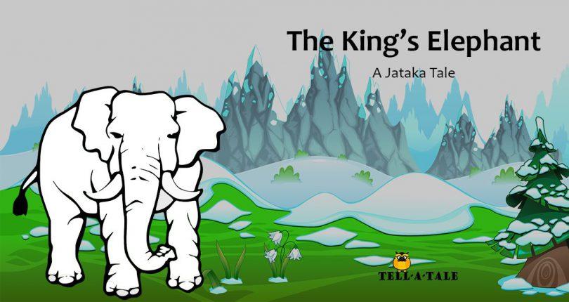 the king's elephant jataka tale