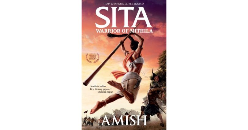 book review warrior of mithila sita amish tripathi