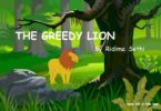 greedy lion moral story bedtime