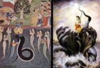 krishna stories and kaliya serpent vrindavan story