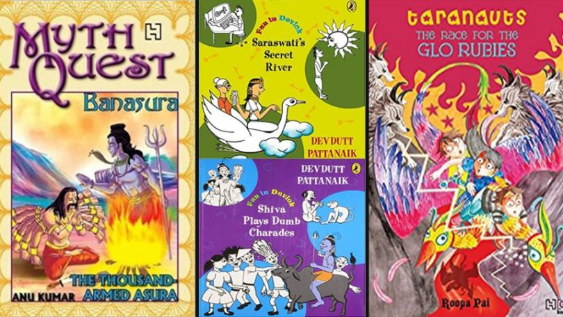 Top Books On Indian Mythology For Kids By Indian Authors Booklists