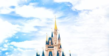 Disney castle architecture
