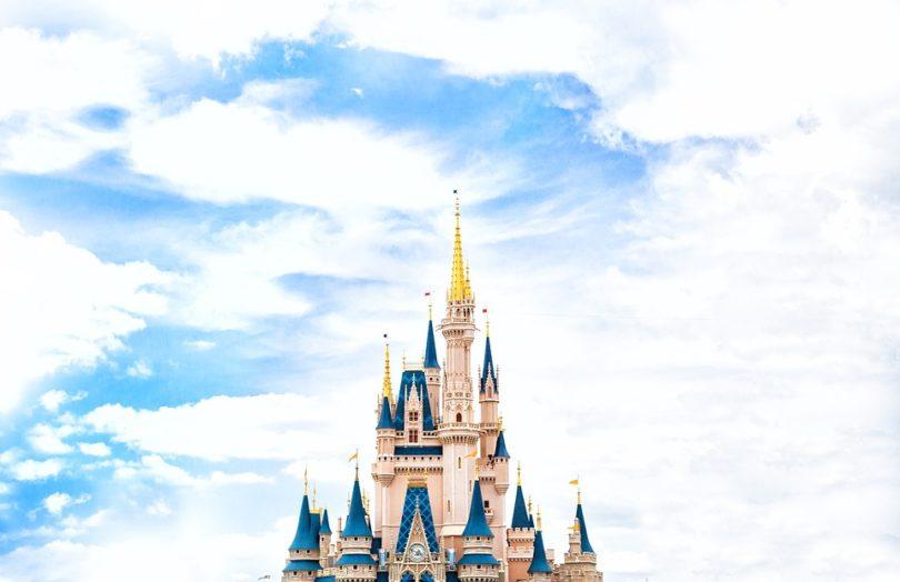 Disney castle architecture
