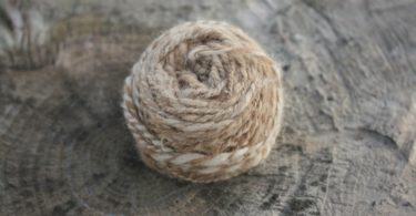 skein of wool ball