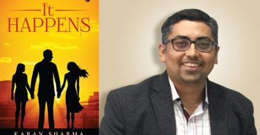karan sharma it happens author